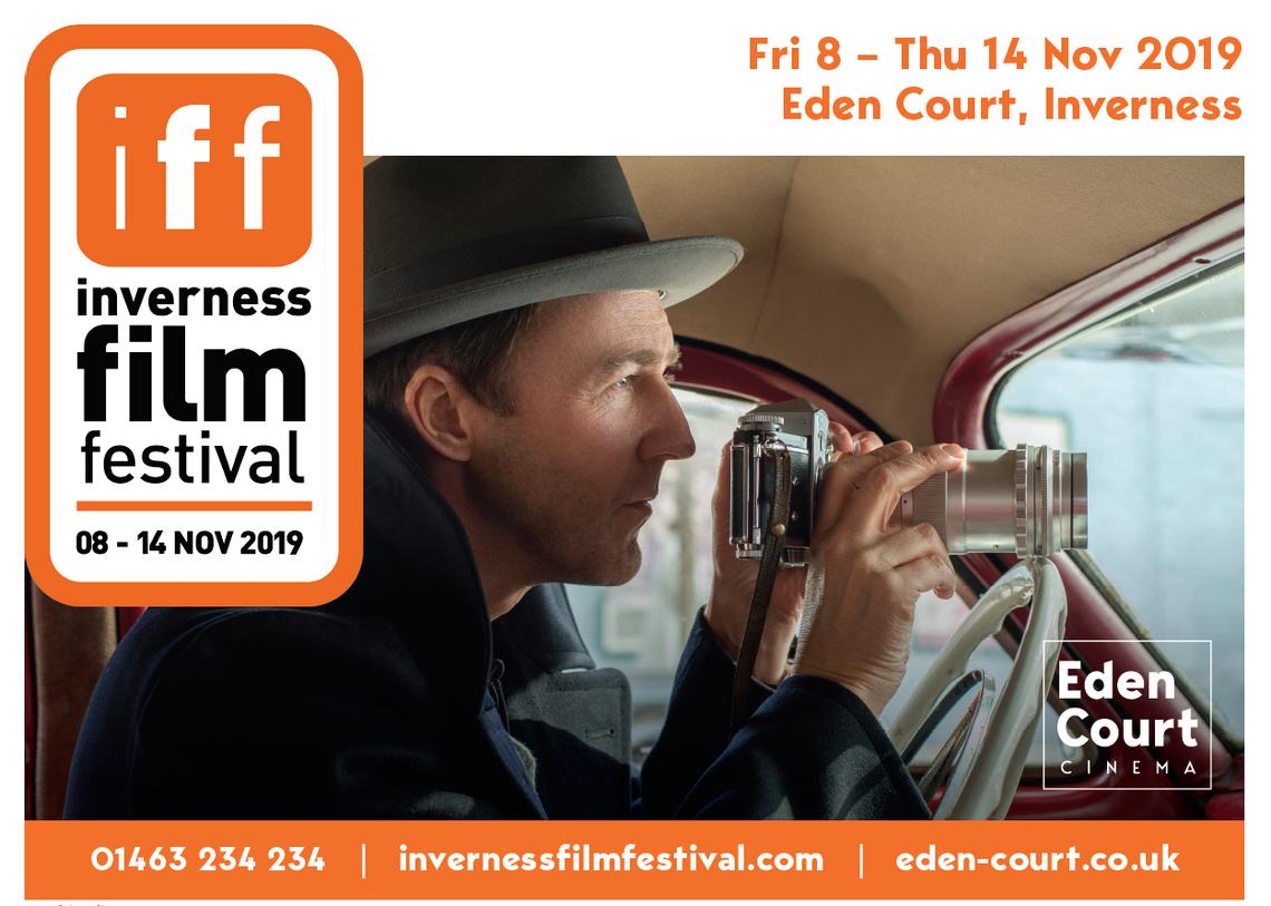 Inverness Film Festival 2019 Full Line Up Announced Eden Court